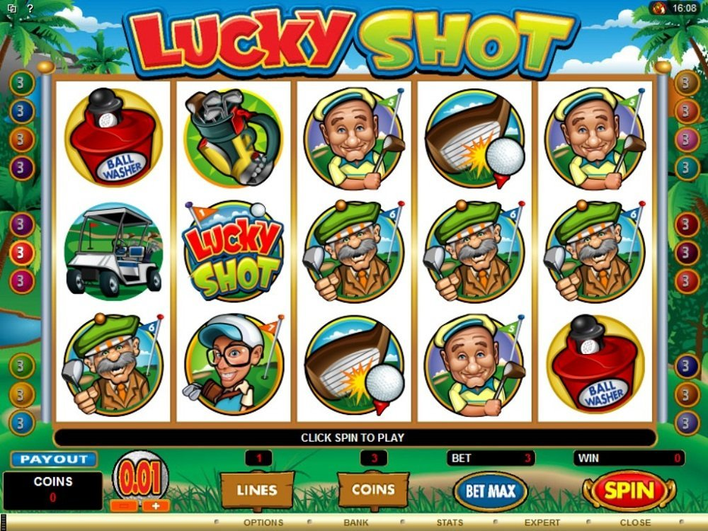 Lucky Shot Slot Review