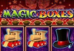 Magic Boxes Slot
