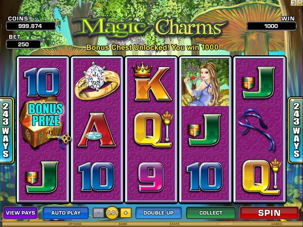 Magic Charms Slot Review
