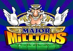 Major Millions 5 Reel Slot