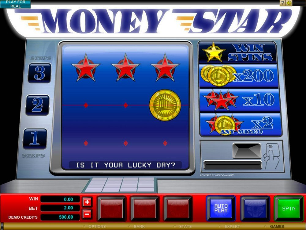 Money Star Slot Review