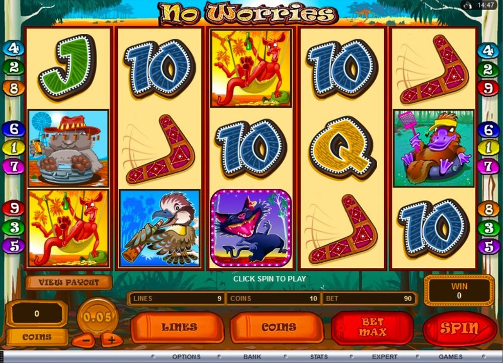 No Worries Slot Review