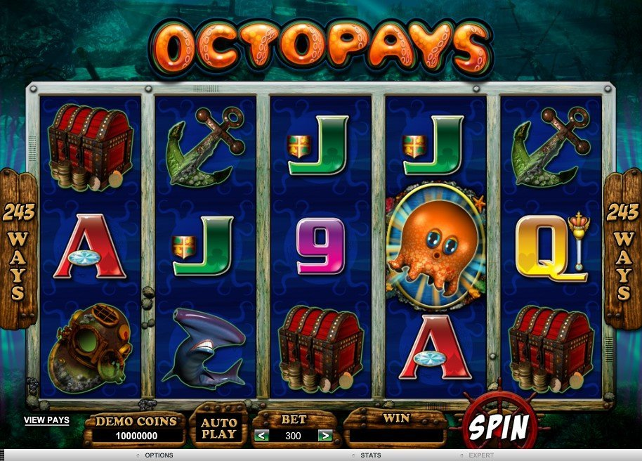 Octopays Slot Review