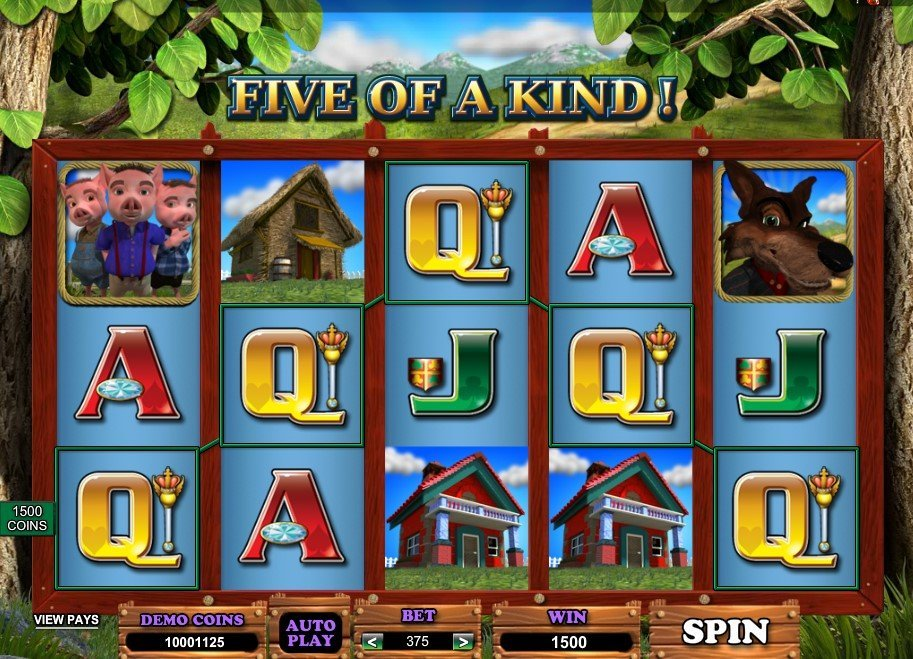 Piggy Fortunes Slot Review