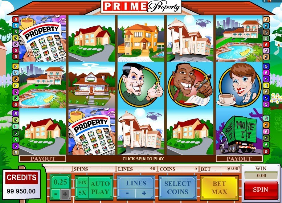 Prime Property Slot Review
