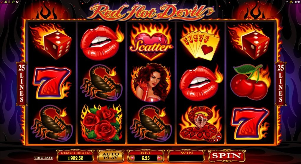 Red Hot Devil Slot Review