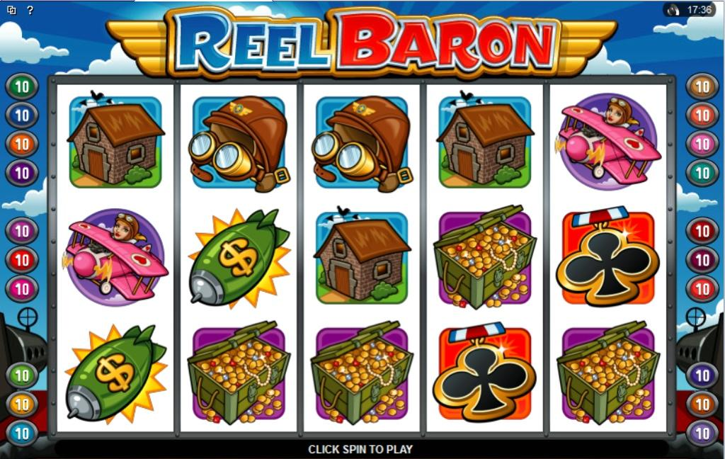 Reel Baron Slot Review