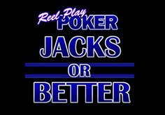 Reel Play Poker Jacks Or Better Slot