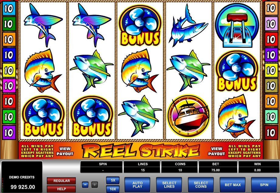 Reel Strike Slot Review