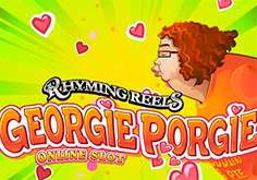 Rhyming Reels Georgie Porgie Slot