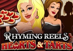 Rhyming Reels Hearts And Tarts Slot