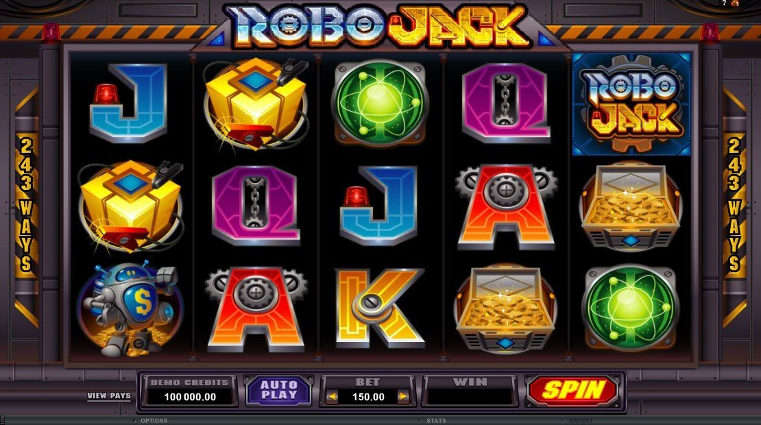 Robo Jack Slot Review
