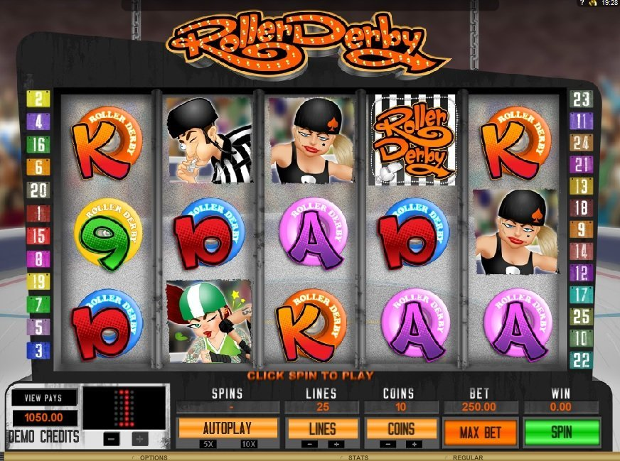 Roller Derby Slot Review