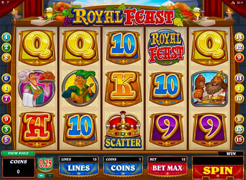 Royal Feast Slot Review