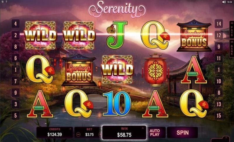 Serenity Slot Review
