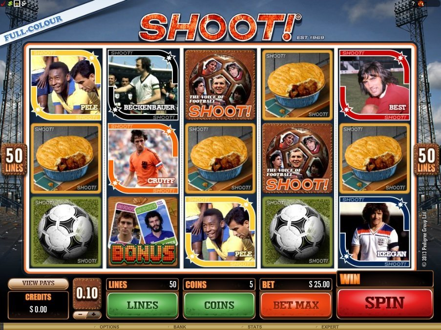 Shoot Slot Review