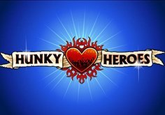 Sneak A Peek Hunky Heroes Slot