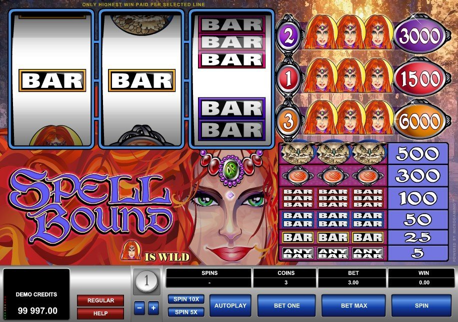 Spell Bound Slot Review