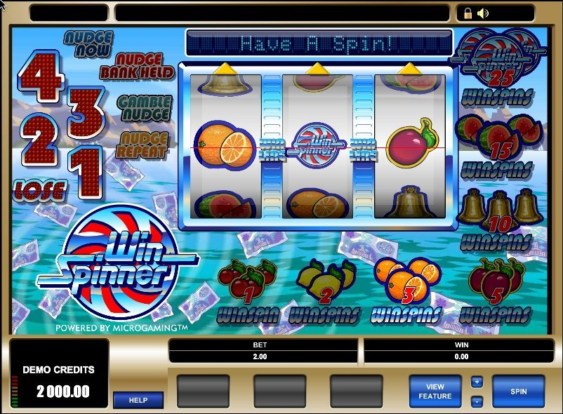 Win Spinner Slot Review