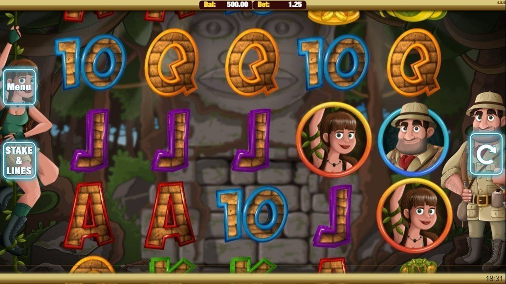Cave Raiders Hd Slot Review