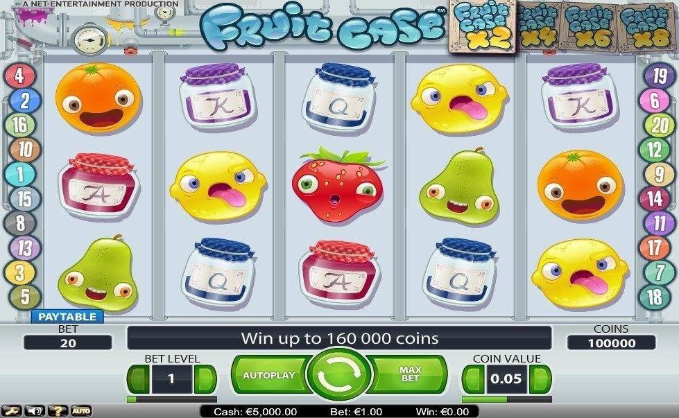 Fruit Case Slot Review
