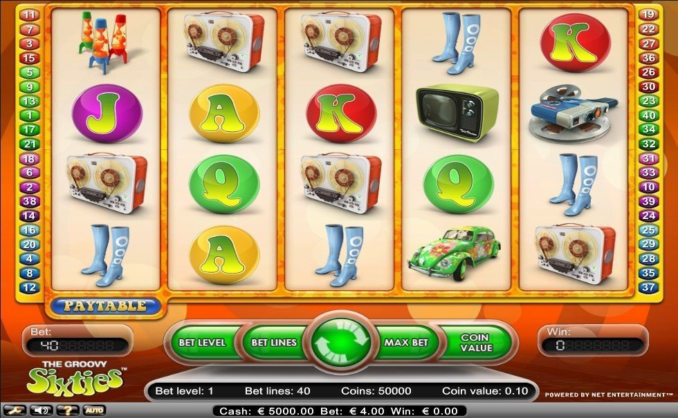 Groovy Sixties Slot Review