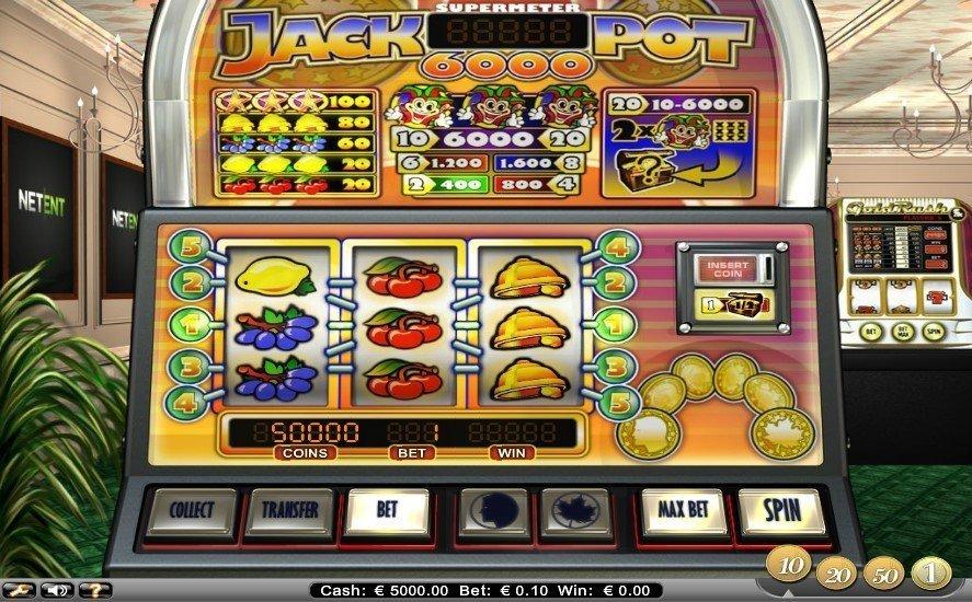 Jackpot 6000 Slots