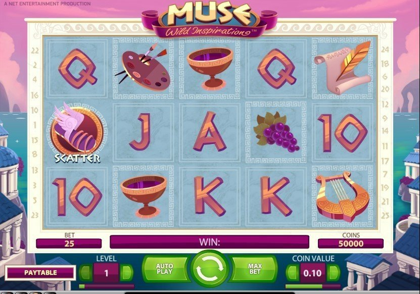 Muse Wild Inspiration Slot Review