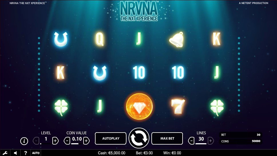 Nrvna Slot Review