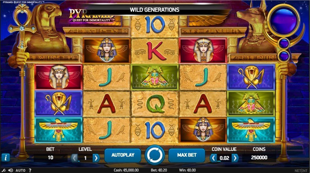 Net Entertainment Free Video Slots