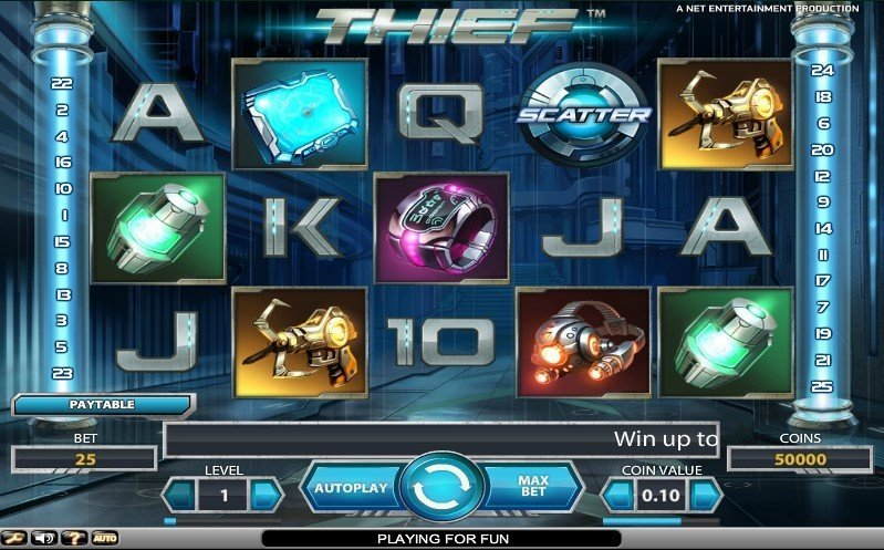 Thief Slot Review