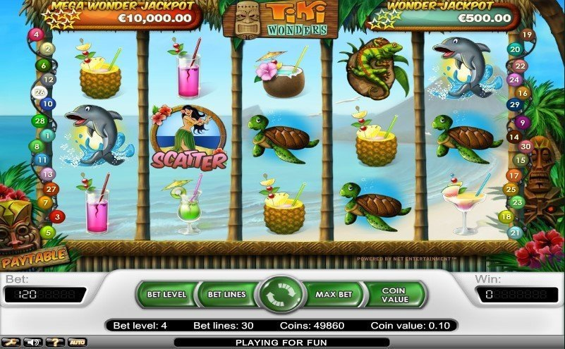 Tiki Wonders Slot Review