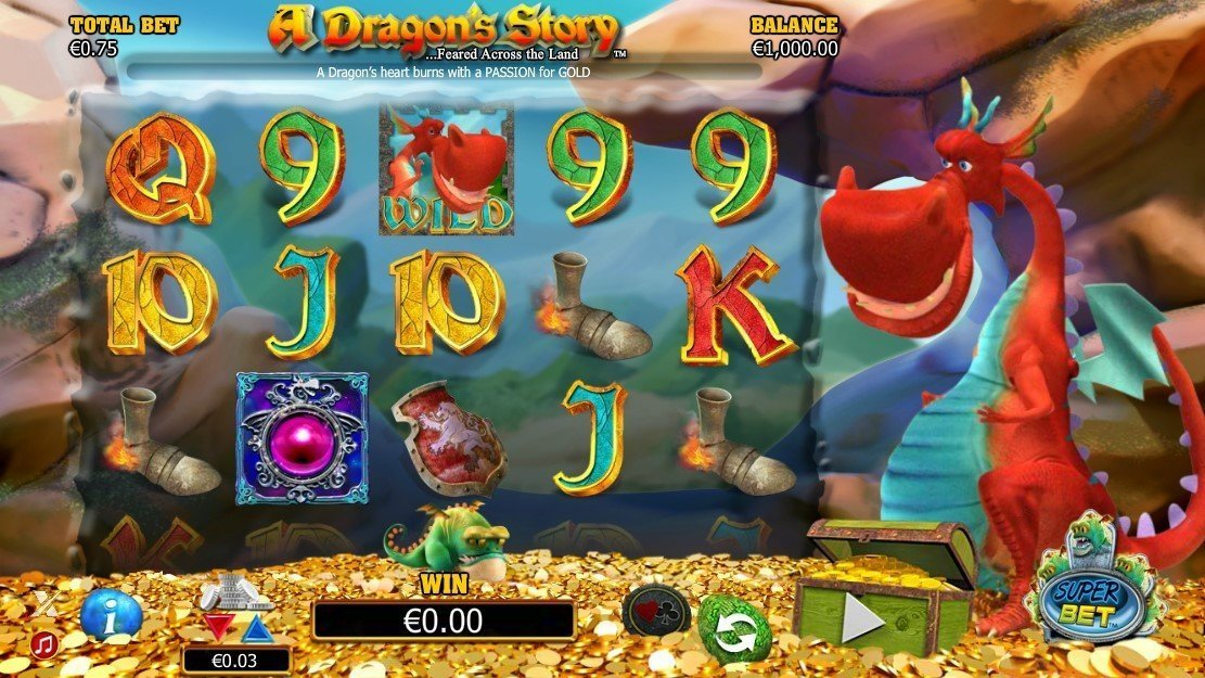 A Dragon Story Slot Review