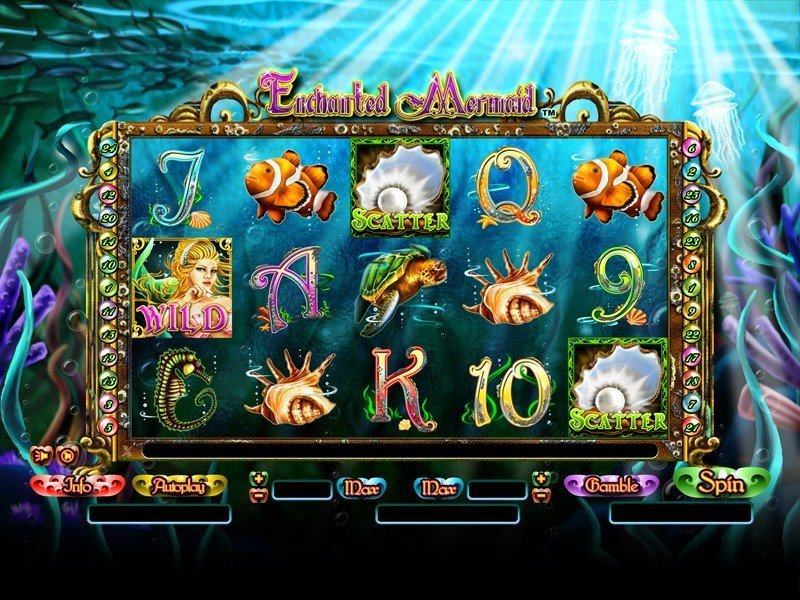 Enchanted Mermaid Slot Review