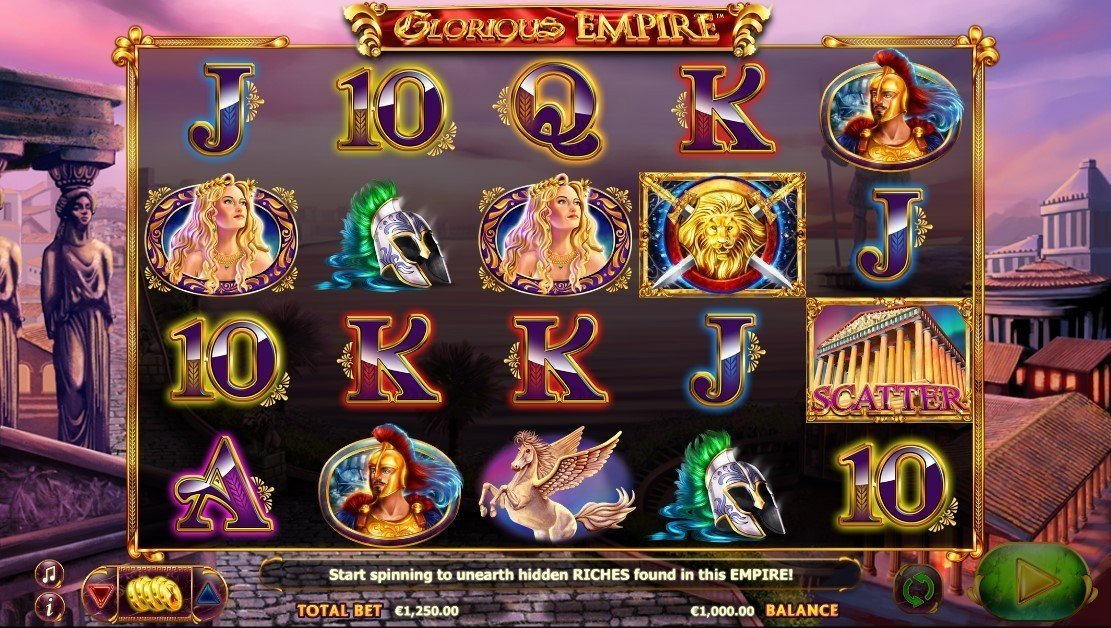 Glorious Empire Slot Review