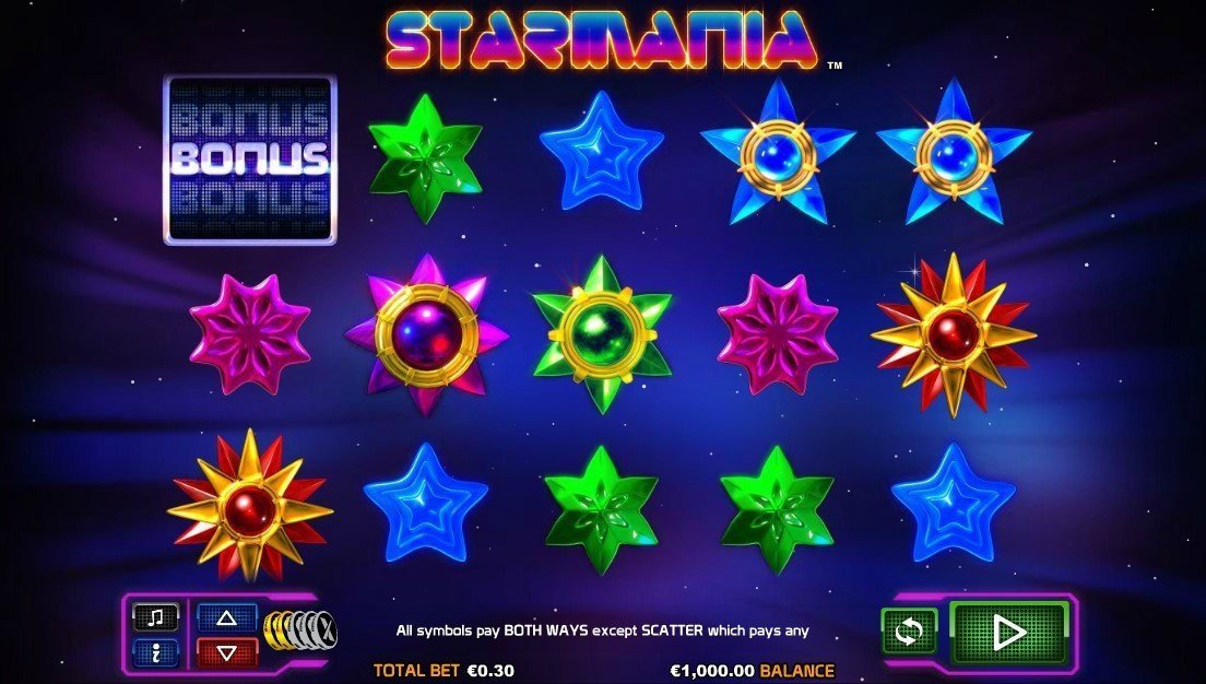 Starmania Slot Review