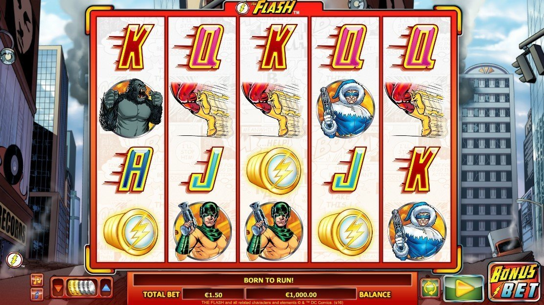 The Flash Slot Review