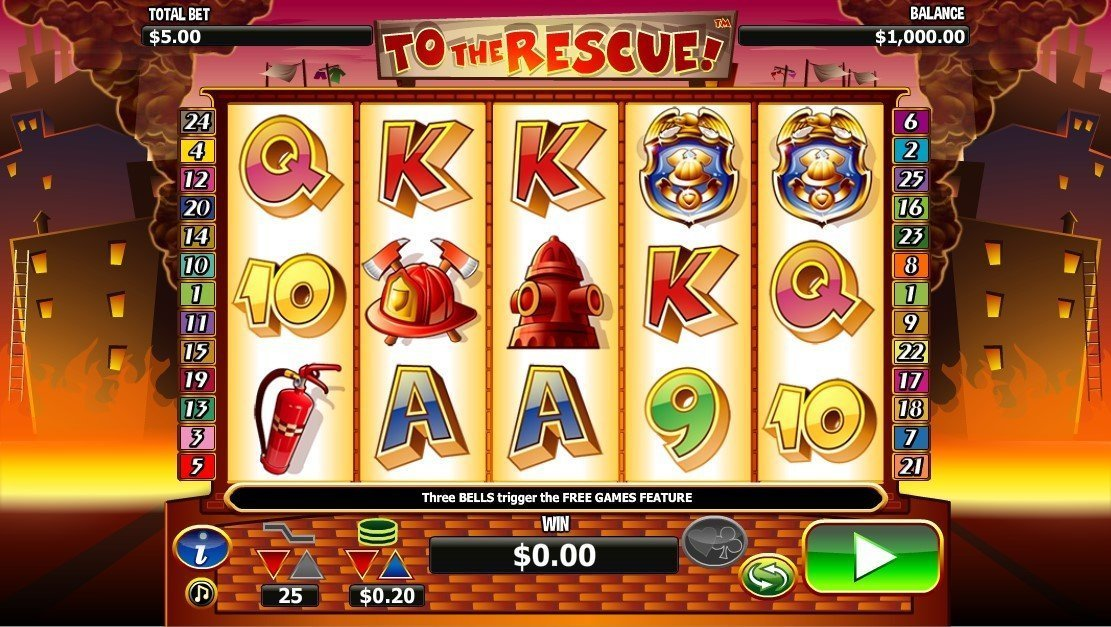 To The Rescue Slot Review