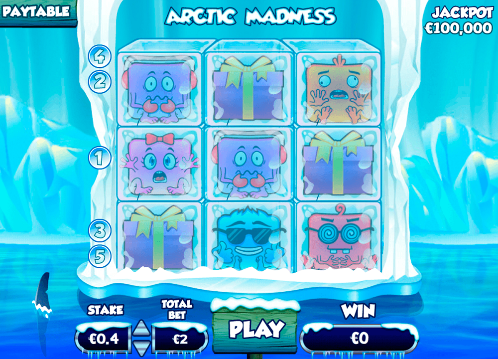 Arctic Madness Slot Review