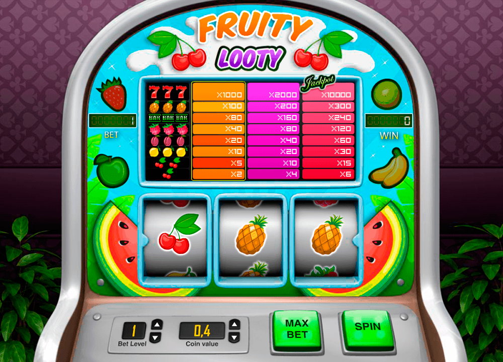 Fruity Looty Slot Review