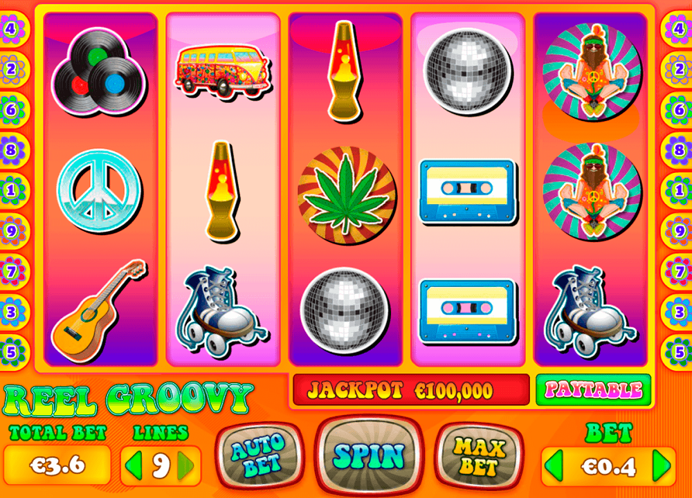 Reel Groovy Slot Review