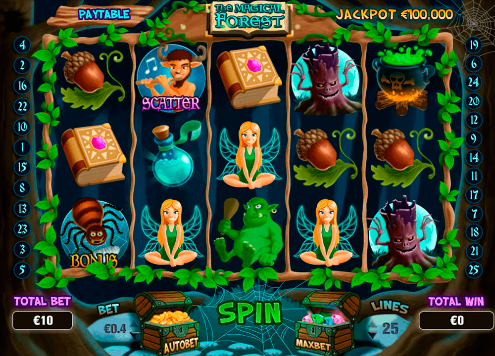 The Magical Forest Slot Review