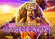 Age Of The Gods Prince Of Olympus Slot