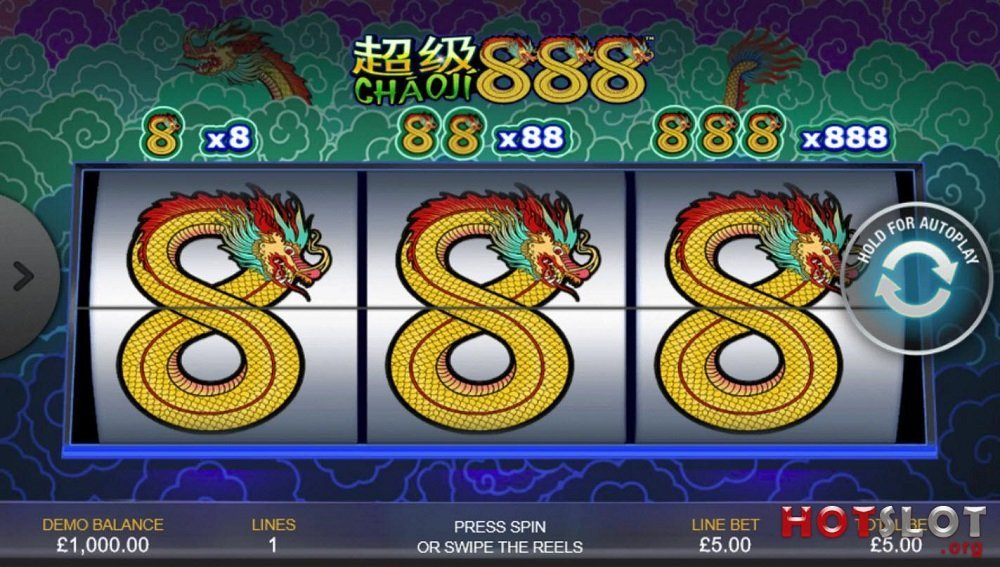 Chaoji 888 Slot Review
