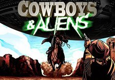 Cowboys Aliens Slot