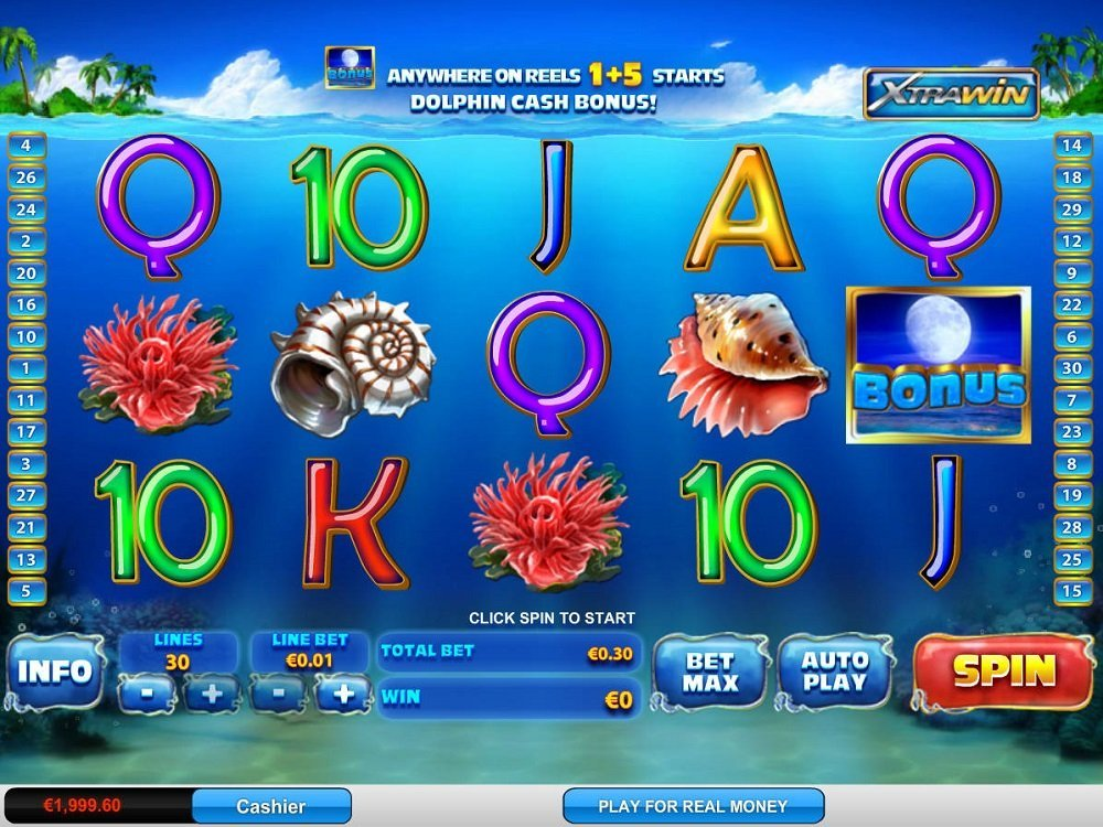Dolphin Cash Slot Review