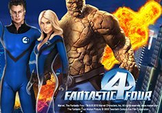 Fantastic Four Slot