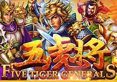 Five Tiger Generals Slot