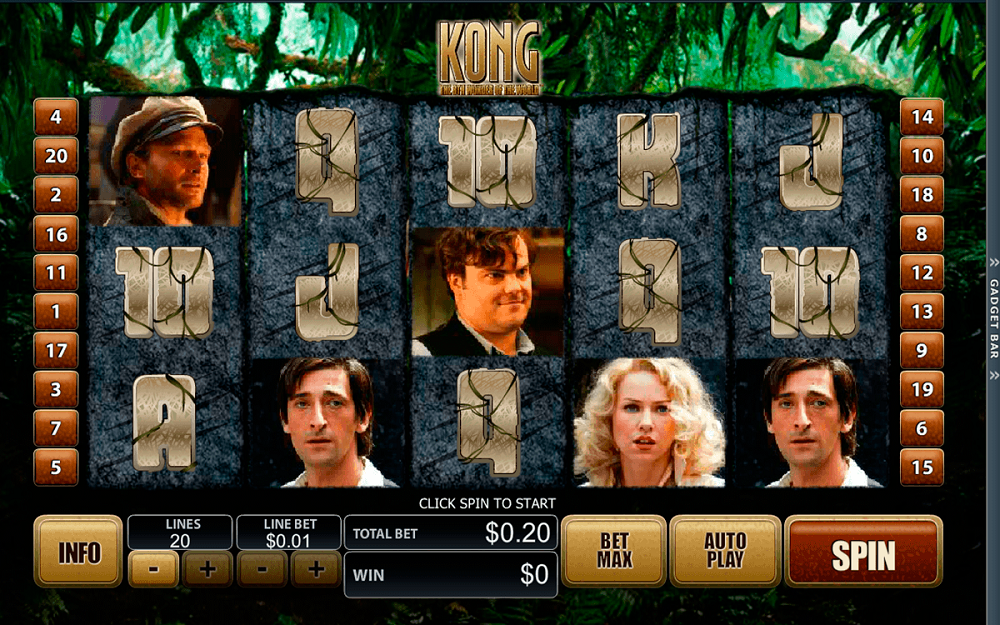 Kong The Eighth Wonder Of The World Slot Review