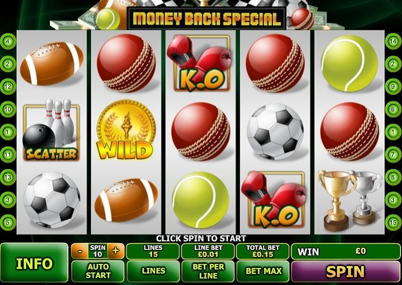 Money Back Special Slot Review